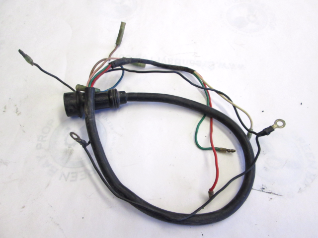 Yamaha Outboard Wiring Harness on