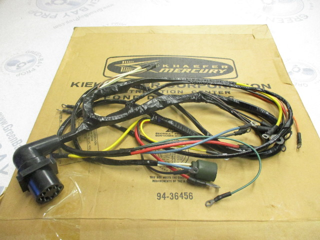 Marine Wire Harness