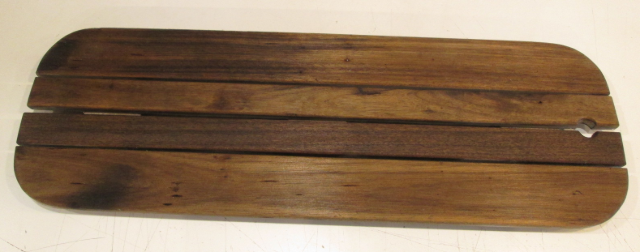 Boat Floor Decking Hatch Teak Wood 35.5 x 11.75 in | Green ...