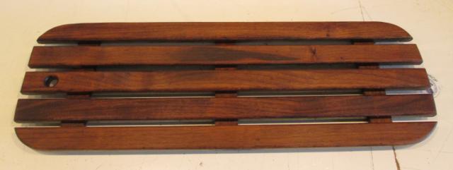 Boat Floor Decking Hatch Teak Wood 35 3/8\