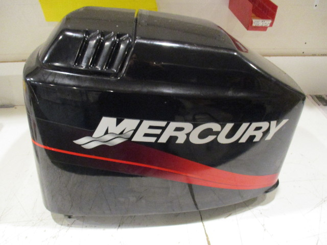 Details about 827328A7 Mercury V6 175 Hp Smartcraft Outboard Top Cowling  Engine Hood Cover