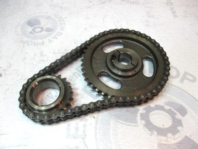 0913725 OMC Cobra 5.0L 5.8L Ford V8 Timing Chain & Sprocket Set 0986094 0913734