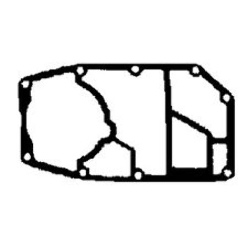 27-60317 New Quicksilver Mercury Outboard Exhaust Plate Gasket