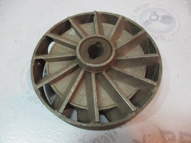"OMC Evinrude Johnson Pin Drive Test Wheel Tool Prop 7"" Diameter"