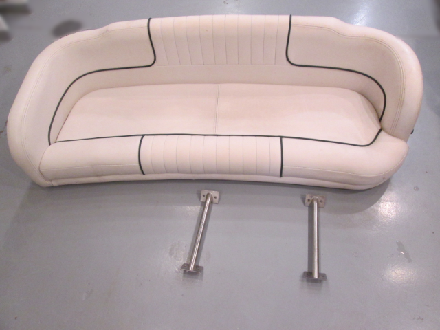 Swell 2000 Chaparral Signature 240 Boat Stern Bench Seat W Support Inzonedesignstudio Interior Chair Design Inzonedesignstudiocom