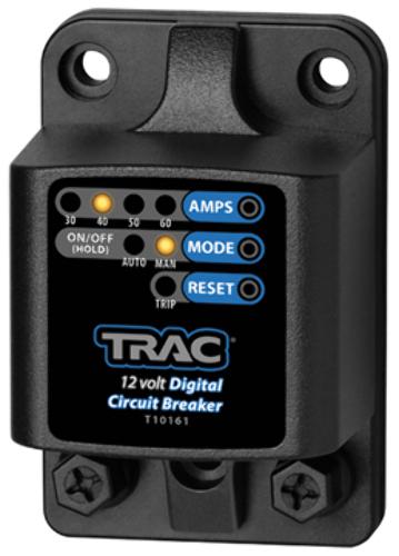 DIGITAL CIRCUIT BREAKER 30-60A, 8 ga  Wiring or Larger, Draws Less Than 60  amps
