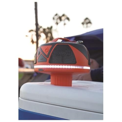 17-9001 WOW-Sound Bluetooth Floating Waterproof Speaker w/ LED Light