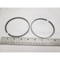 0378427 OMC Evinrude Johnson Outboard Crankshaft Seal Ring Set of 2