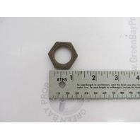 0908064 908064 OMC Stringer Stern Drive Ball Gear Lock Nut