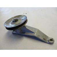0910492 Idler Pulley & Bracket for OMC Stringer Sterndrives W/O Power Steering