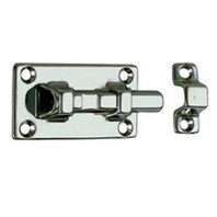 Perko Boat Cupboard Cabinet Latch Spring Ship Bolt Chrome 1053