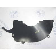 0912342 OMC Cobra 4.3 5.7 Stern Drive Flywheel Cover Inspection V8 & V6 3852833