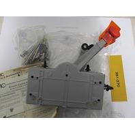 0173287 173287 OMC Evinrude Johnson Outboard Remote Control 4-Lever Kit