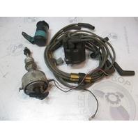 E9JL12100CB Prestolite Ford 351 V8 OMC Sterndrive Electronic Distributor
