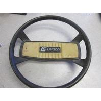 Larson Boat Steering Wheel 13.5 inch Vintage 3/4 Shaft