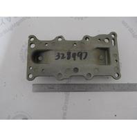 0328497 328497 OMC Evinrude Johnson 9.9-15 HP Inner Exhaust Cover NLA