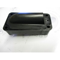 0334343 0334879 Evinrude Johnson Outboard Exhaust Relief Baffle and Plate