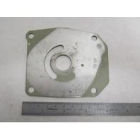 319275 341038 OMC Impeller Housing Plate Evinrude Johnson 70 HP