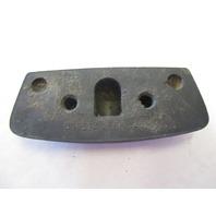 0909512 OMC Stern Drive Pivot Cap Screw Rubber Bumper 909512