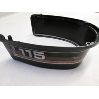 37417 Mercury Outboard Trim Cover 115hp 1980's (Brown)