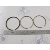 0378417 378417 OMC Evinrude Johnson Vintage Outboard .020 OS Piston Ring Set 3