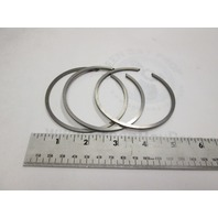 0378437 OMC Evinrude Johnson Outboard OS .020 Piston Ring Set of 3