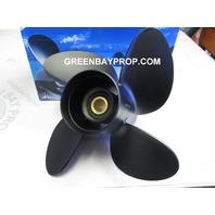 13.75 x 17 Pitch 4 Blade Prop Suzuki 70-140 HP 4-Stroke Outboard