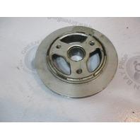 3826280 OMC Stringer Cobra Stern Drive Chevy GM 2.5 3.0 Crankshaft Pulley Damper