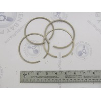 0383680 383680 OMC Evinrude Johnson 115 HP Outboard Piston Ring Set 4