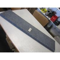 "Cajun Bass Boat Rear LONG Aluminum Hatch Cover 13"" x 60"""
