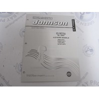 5033320 OMC BRP Johnson 60-70 HP 4-Stroke Outboard Parts Catalog 2003