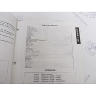 5034086 OMC BRP Johnson 140 HP 4-Stroke Outboard Parts Catalog 2003