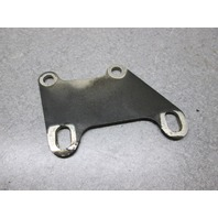 819206 1 Force Outboard 70 Hp 3 Cylinder Spacer Plate Bracket 1991-1995