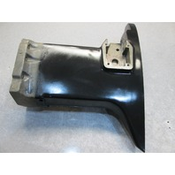 0337826 Evinrude Johnson 20 in Grey Exhaust Housing Midsection 85-115 Hp