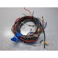 Force 125 Hp Outboard Engine to Dash Wire Harness 17'