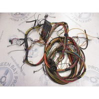 Force L-Drive 120 Hp 20 Ft Engine to Dash Wire Harness