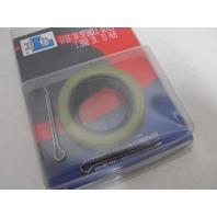 """6511 Dutton-Lainson Trailer Wheel Bearing 1-1/16"""" Spindle Seal Kit"""