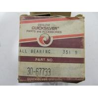 30-67733 Vintage Mercury Snowmobile Ball Bearing