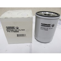 778888 BRP OMC Marine Oil Filter for Johnson 200-225 HP V6 Outboards