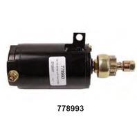 0778993 778993 BRP OMC Starter Motor Evinrude/Johnson V4 35-60HP