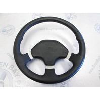 Bayliner Capri Dino Black Grip Boat Steering Wheel