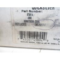 879614 Quicksilver Evinrude Johnson Outboard Dual Ignition Coil 0583740