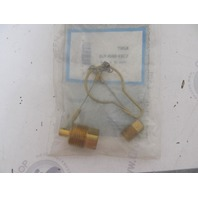 862827 fits Mercruiser Alpha Bravo Drain Plug Tether Assembly