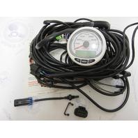 79-879899K13 Fits Mercury SmartCraft Marine Speedometer Gauge Kit 80 NLA