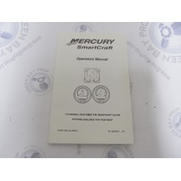 90-10229021 Fits Mercury SmartCraft Boat Gauge Systems Operation Manual