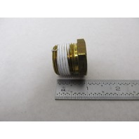 912558 0912558 Petcock Fitting for 2.3L OMC Cobra Marine Engines