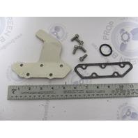 0980973 980973 OMC Stringer Stern Drive Steering Worm Retainer Kit NLA