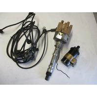 0983203 OMC Stringer Prestolite 3.8L V6 Distributor & Coil 0984061 1982-85