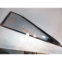 "1987 Bayliner Capri Left Side Tinted Back Rear Windshield Window 52.75"" Long"