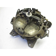 0982223 OMC Chevy GM Stringer Stern Drive V8 Carb 4 Barrel Carburetor 981705